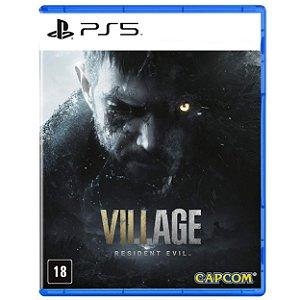 Resident Evil 8 Village - PS5 - Novo