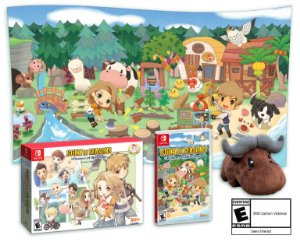 Story of Seasons: Pioneers of Olive Town Premium Edition - SWITCH - Novo [EUA]
