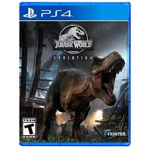 Jurassic World Evolution - PS4 - Novo