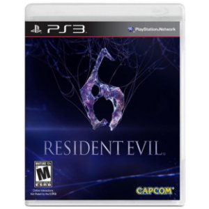 Resident Evil 6 - PS3 - Usado