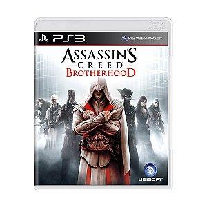 Assassin's Creed Brotherhood - PS3 - Usado