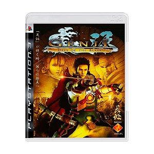 Genji Days of the Blade - PS3 - Usado