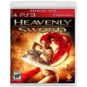 Heavenly Sword - PS3 - Usado