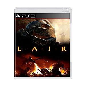 LAIR - PS3 - Usado