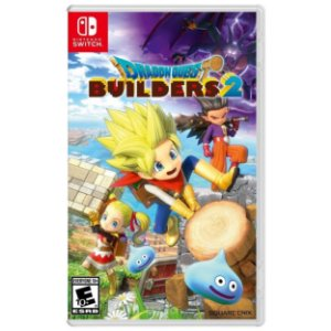 Dragon Quest Builders 2 - SWITCH - Novo [EUA]