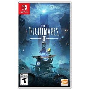 Little Nightmares II - SWITCH - Novo [EUA]