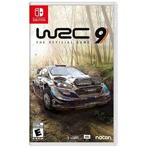 WRC 9 (FIA World Rally Championship) - SWITCH - Novo [EUA]