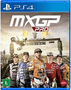 MXGP PRO - PS4 - Novo
