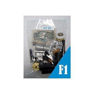 Acessórios para montagem do box de vidro 8 mm (1 fixo e 1 móvel)