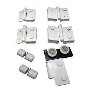 Sistema box articulado SB FLEX branco