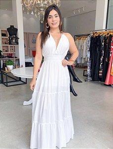Vestido Ju Branco