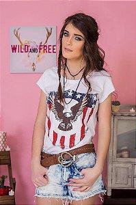 Camiseta Feminina American Eagle
