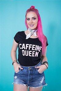 Camiseta Feminina Caffeine