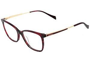 Armação Óculos de Grau Hickmann Feminino HI6124 E02
