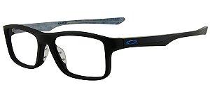 Armação Óculos de Grau Oakley Unissex Plank 2.0 OX8081-01