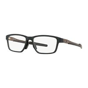 Armação Óculos de Grau Oakley Metalink OX8153-03 55