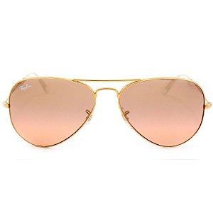 Óculos de Sol Ray-Ban Aviador RB3025L 001/3E 58