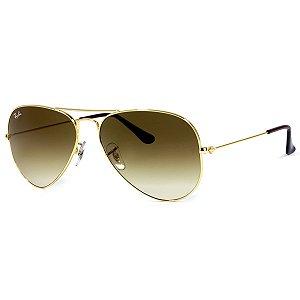 Óculos de Sol Ray-Ban Aviador RB3025L 001/51