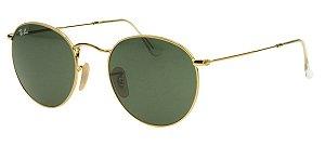 Óculos de Sol Ray-Ban Round Metal RB3447 001
