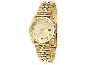 Relógio Technos Feminino Classic Riviera Analógico GM10YB/4X