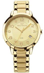 Relógio Technos Feminino Elegance Dress Analógico 2315ACM/4X