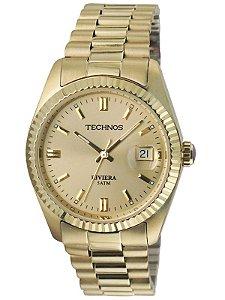 Relógio Technos Classic Riviera Analógico 2115EF/4X