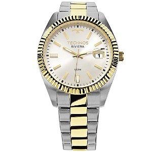 Relógio Technos Unissex Classic Riviera Analógico 2415CG/5B