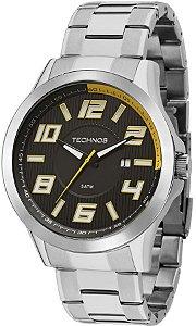 Relógio Technos Masculino Performance Racer Analógico 2115KNE/1Y