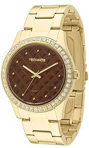 de327d1e6f4 Relógio Technos Feminino Fashion Trend Analógico 2035MLD 4P - Ótica ...