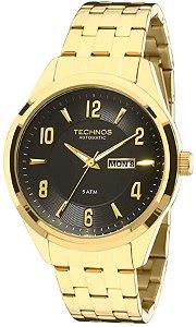 Relógio Technos Masculino Classic Automático Analógico 8205NI/4P