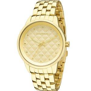 dc4cc2c206 Relógio Technos Feminino Fashion Trend Analógico 2115MKR 4X - Ótica ...