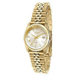 Relógio Technos Unissex Classic Riviera Analógico GL10HY/4X