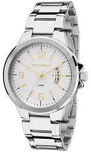 Relógio Technos Masculino Classic Steel Analógico 2115KSK/1C