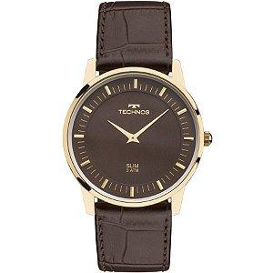Relógio Technos Unissex Classic Slim Analógico GL20HJ/2M