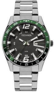 Relógio Technos Masculino Performance Racer Analógico 2115LAK/1P