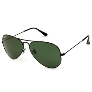 Óculos de Sol Ray-Ban Aviador RB3025L 002/58 62 Polarizado