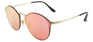 Óculos de Sol Ray-Ban Blaze Round RB3574N 001/E4