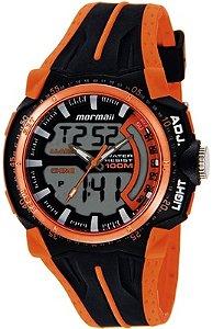 Relógio Mormaii Masculino Anadigi BT108/8L
