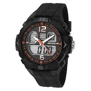 Relógio Mormaii Masculino Anadigi MO2909/8L