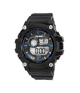 Relógio Mormaii Masculino Acqua Wave Digital MO3530A/8A