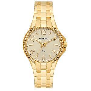 Relógio Orient Feminino Eternal Cristais Swarovski Analógico FGSS0082 C2KX 86cb70d8ec