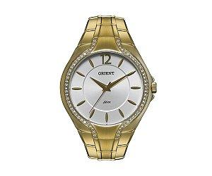 Relógio Orient Feminino Eternal Cristais Swarovski Analógico FGSS0038 S2KX