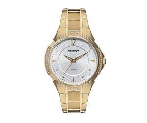 Relógio Orient Feminino Eternal Cristais Swarovski Analógico FGSS0039 S2KX