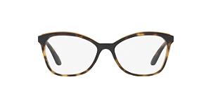 Armação Óculos de Grau Vogue Feminino VO5160L W656