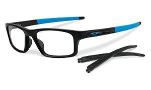 Armação Óculos de Grau Oakley Masculino Crosslink Pitch OX8037-01 7a5cacfa53