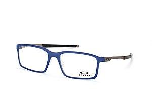 Armação Óculos de Grau Oakley Masculino Steel Line S OX8097-03 1e0871a35b