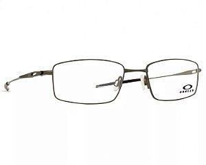 Armação Óculos de Grau Oakley Masculino Top Spinner 4B OX3136-03
