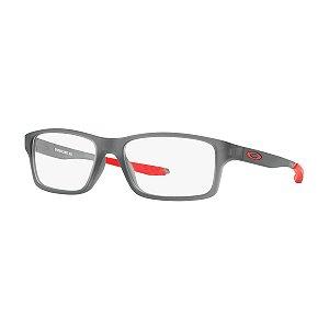 Armação Óculos de Grau Oakley Infantil Crosslink XS OY8002-03 fb89a494bf