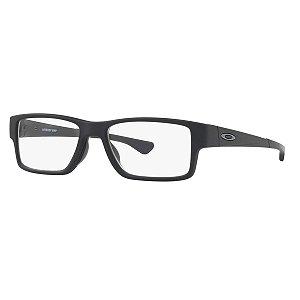 Armação Óculos de Grau Oakley Masculino Airdrop MNP OX8121-01