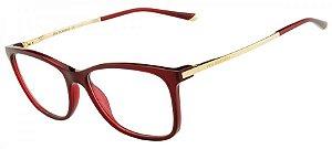 1c0092d972c39 Armação Óculos de Grau Hickmann Feminino HI6042 T01S - Ótica Quartz